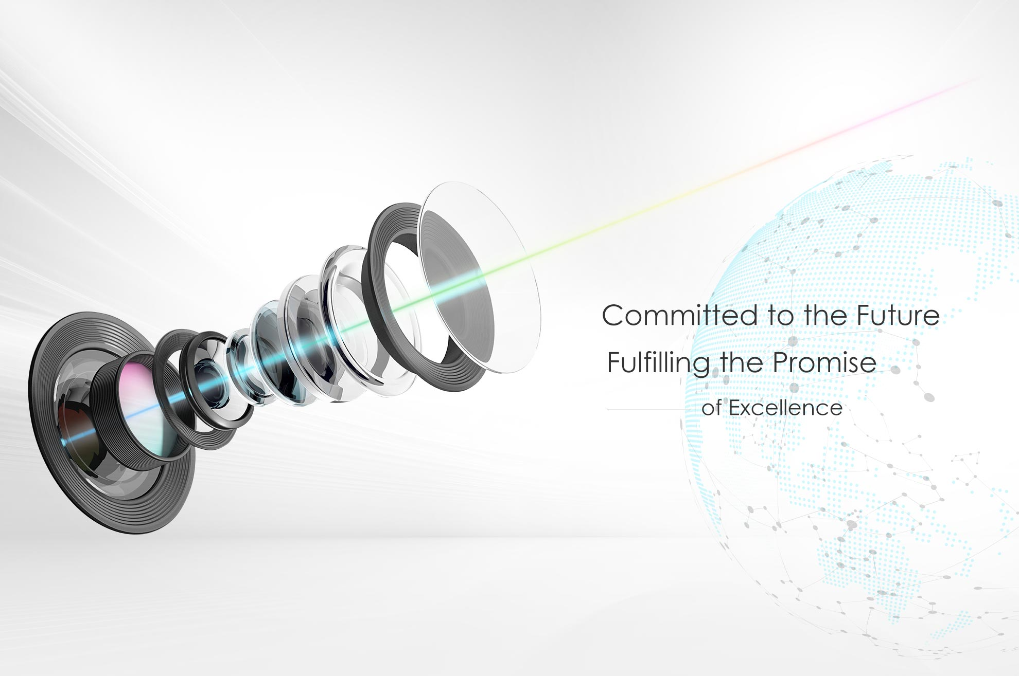 Committed to the Future, Fulfilling the Promise of Excellence