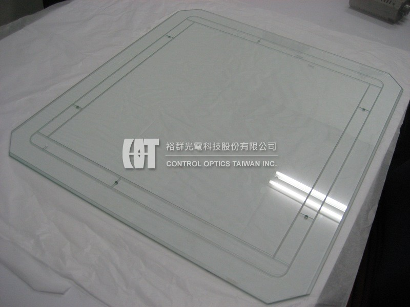 Parts and accessories for UV exposure system-Control Optics Taiwan, Inc