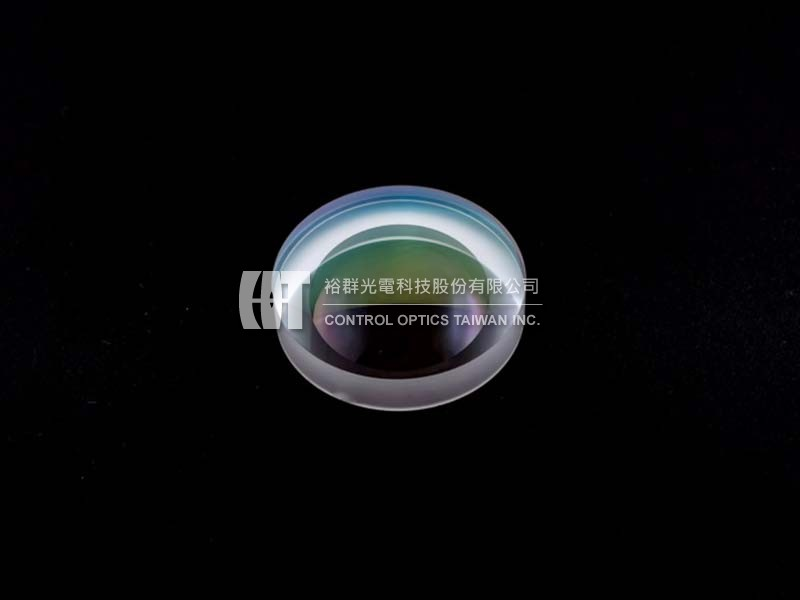 Optical Component-IR & UV Lenses