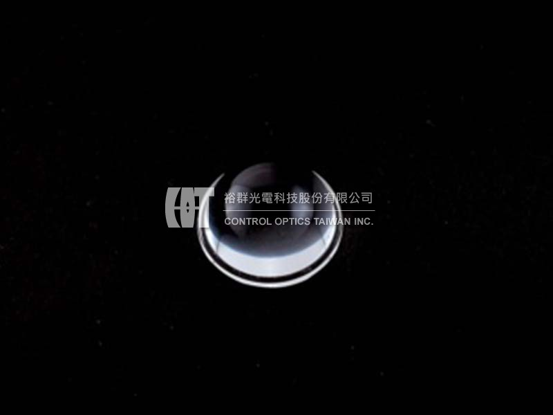 Optical Component-Half Ball Lenses