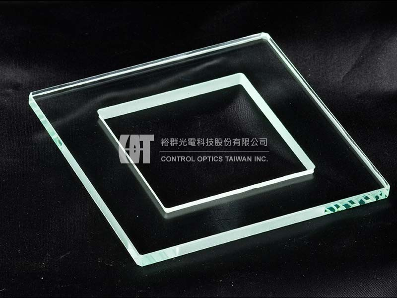 Optical Component-Specialty windows, customized windows